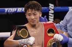 Japan's Inoue dominates Dasmarinas to retain titles