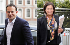 Sinn Féin remains most popular party in latest opinion poll