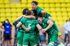 Sensational second half sees Ireland Men's Sevens qualify for Tokyo Olympics