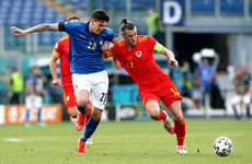 Italy stretch unbeaten run to 30 as they top Group A with victory over Wales