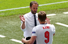 Gareth Southgate says Harry Kane will start for England against Czech Republic