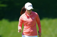 Leona Maguire finishes second after ding-dong Sunday battle with Korda
