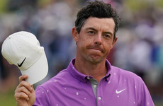 Rory McIlroy looking on the bright side despite extending winless run in majors
