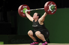 New Zealand weightlifter selected as first transgender Olympian