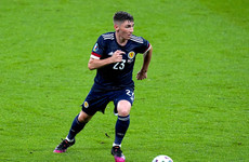 Scotland's Billy Gilmour tests positive for Covid-19 and ruled out of Croatia clash