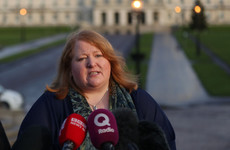 Naomi Long condemns 'chilling' warning that Irish ministers 'not welcome'