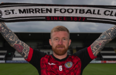 Jim Goodwin makes another addition to the Irish contingent at St Mirren
