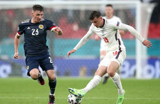 England's Mason Mount and Ben Chilwell self-isolating after Gilmour's positive Covid test