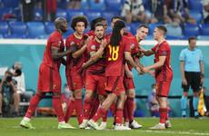 Lukaku on target again as Belgium beat Finland to progress as group winners