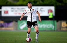 Dundalk continue derby winning run as Vinny Perth's side battle to much-needed victory in Drogheda
