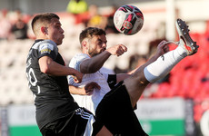 Late, Late Show as Derry City fight back to rescue point against Sligo Rovers