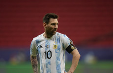 Messi hits milestone number of appearances as Argentina book Copa America quarter-final spot
