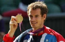 Andy Murray beats Roger Federer to claim gold medal for Great Britain