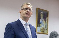 Jeffrey Donaldson confirmed as new DUP leader without contest