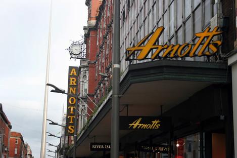 File photo of Arnotts Henry Street store.