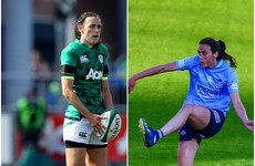 'She tore us apart that day' - Ex-Ireland rugby star making impressive impact for Dublin