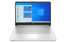 """HP 14"""" Laptop With 11th Gen Intel Core i5"""