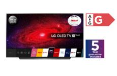 """LG 55"""" Smart 4K Ultra HD HDR OLED TV"""