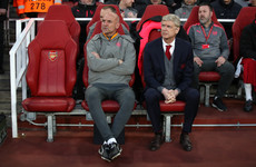 Arsenal end former defender's 33-year stay at club