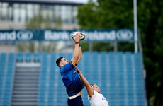 Leinster flanker banned for two games after incident in Glasgow game