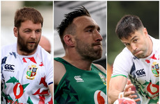 Irish influence will be strong as Lions get their 2021 campaign underway