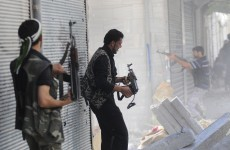Syrian government warplanes pound Aleppo rebels - NGO