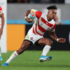 World Cup star Matsushima set for 'once-in-a-lifetime experience' against Lions