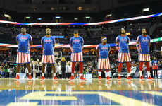 Harlem Globetrotters want to join NBA as expansion franchise