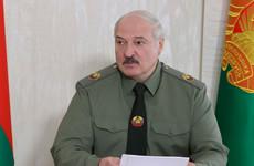 Lukashenko blasts 'Nazi' Germany after new western sanctions