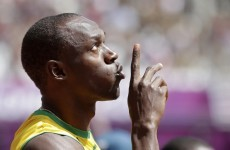 Ailis McSweeney: Bolt will claim gold, provided he is fully fit
