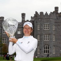 Queen of the Castle: Matthew wins Ladies Irish Open