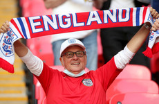 UK government accused of mixed messaging over allowing 60,000 fans at Wembley