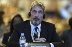Antivirus software creator John McAfee found dead in Spanish prison