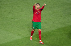 Ronaldo equals world record as Portugal secure last-16 spot