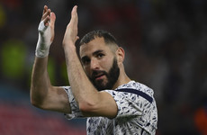 Benzema delighted to lift 'pressure' with first France goals in 6 years
