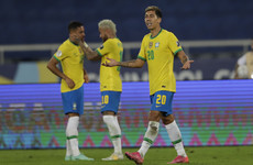 Brazil eke out controversial win over Colombia in Copa America
