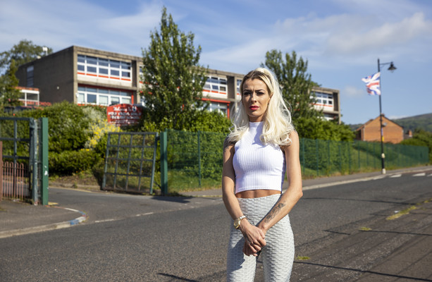'I couldn't stop crying': Holy Cross pupil says she still doesn't know why she was targeted by loyalist gauntlet
