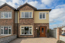 Three, four and five-bed family homes in Bettystown from €285k