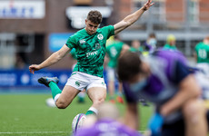 Six changes as Ireland U20s continue Six Nations title defence against Wales