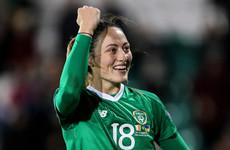 Ireland international Megan Campbell signs for Liverpool