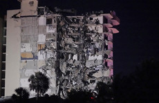 At least 99 unaccounted for and one dead in Miami apartment collapse
