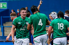 'Today's Irish Under 20s would be the equivalent of us when we were 25, 26'