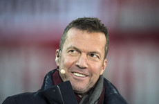 'England have a chance, but not on penalties' - Lothar Matthaus