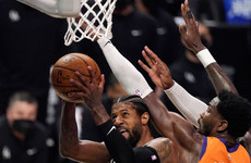 Los Angeles Clippers cut series deficit with historic victory over Phoenix Suns