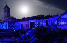Three people die and hundreds injured in rare tornado in Czech Republic