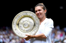 Defending champ Simona Halep the latest big-name withdrawal from Wimbledon