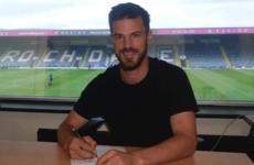 Former Cork City man Jimmy Keohane pens two-year Rochdale deal