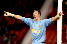 Ireland's U21 goalkeeping coach leaves Swindon – three weeks after joining them