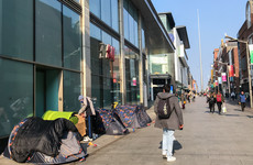 Homelessness figures dip but charity warns of lengthy spells in emergency accommodation