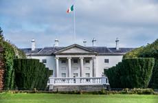 Garda hit with monetary sanction after intruder confronted President in Áras an Uachtaráin